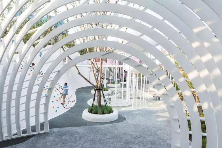 主题乐园·3例精品主题空间景观设计实例_22