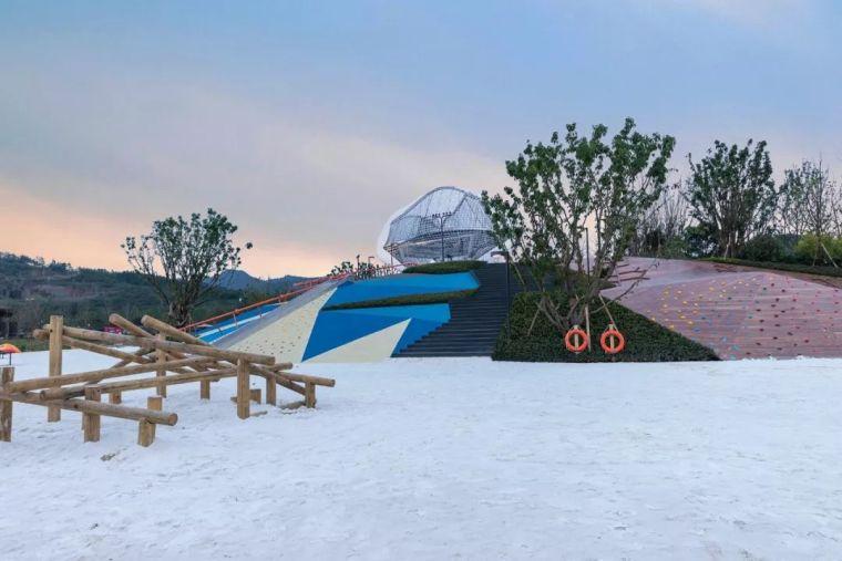 主题乐园·3例精品主题空间景观设计实例_44