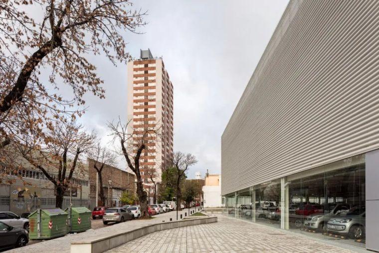 装配式钢结构—停车楼设计_6