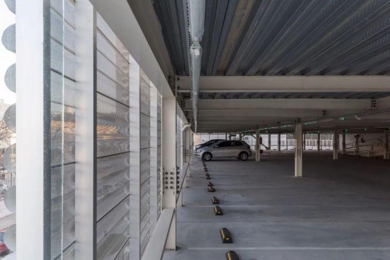 装配式钢结构—停车楼设计_7