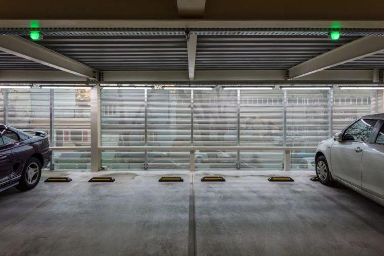 装配式钢结构—停车楼设计_10