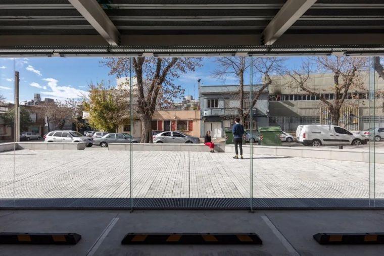 装配式钢结构—停车楼设计_14