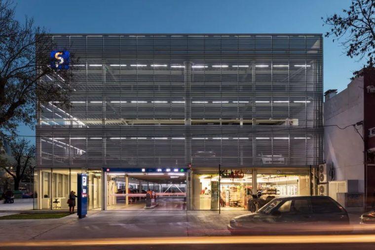 装配式钢结构—停车楼设计_9