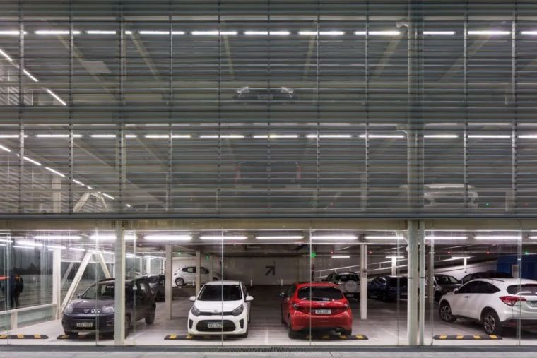 装配式钢结构—停车楼设计_15