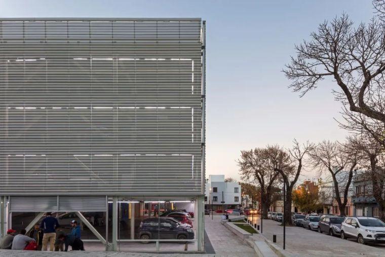 装配式钢结构—停车楼设计_16