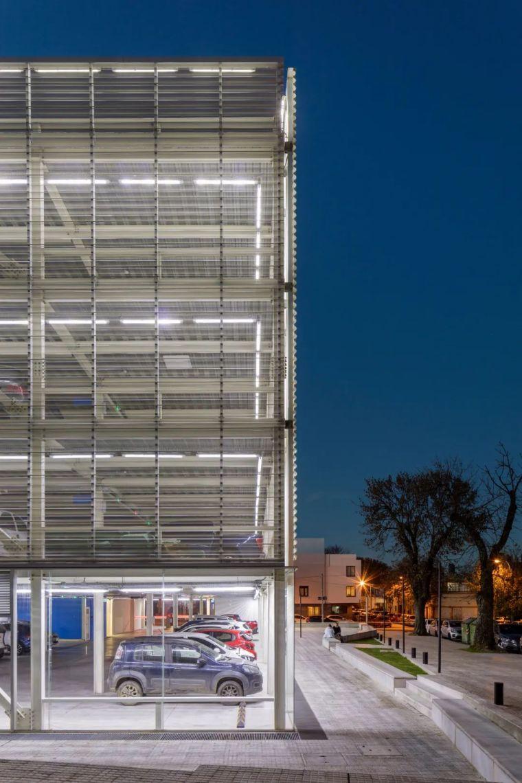 装配式钢结构—停车楼设计_19