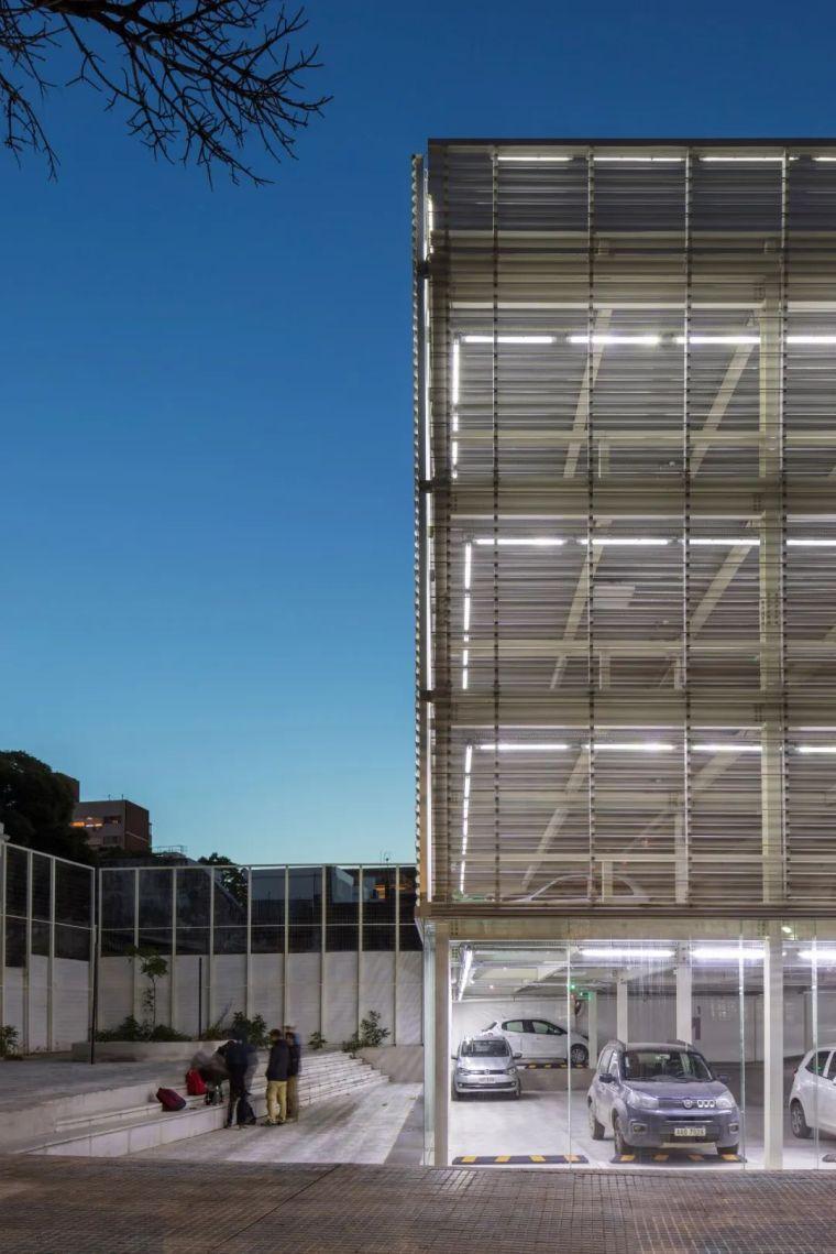 装配式钢结构—停车楼设计_20