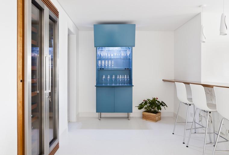 巴西Ibirapuera公寓-010-ibirapuera-apartment-by-casa14-arquitetura