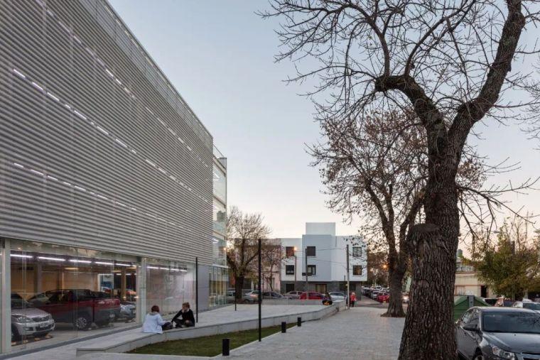装配式钢结构—停车楼设计_3