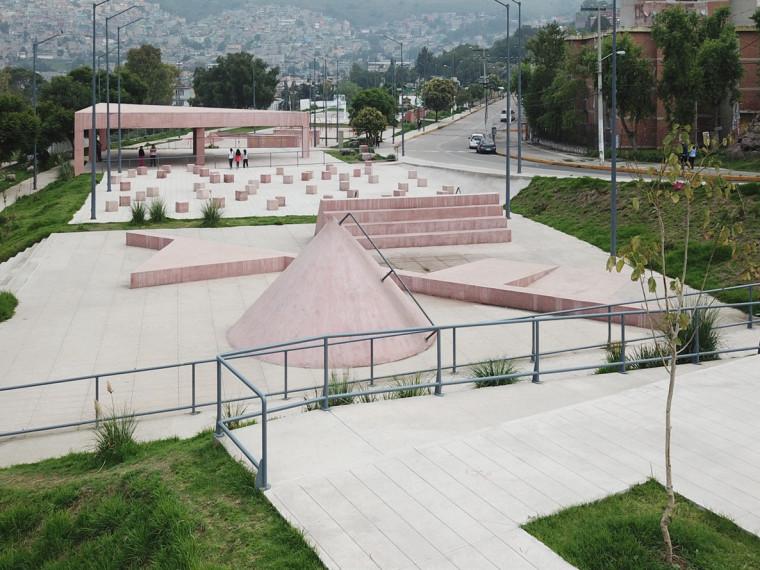 墨西哥Tlalnepantla公园-00