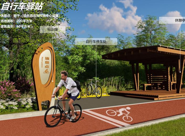 自行车驿站