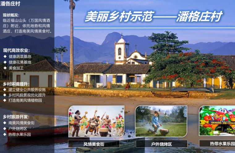美丽乡村示范——潘格庄村