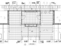 [广州]时代典雅住宅16米主入口景观施工图