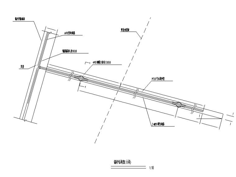 锚杆结构图