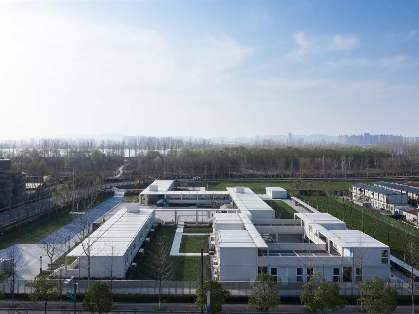 南京集装箱校园