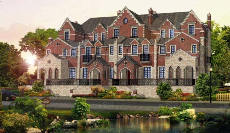 二层别墅200平资料下载-3层框架结构别墅住宅楼模板施工专项方案