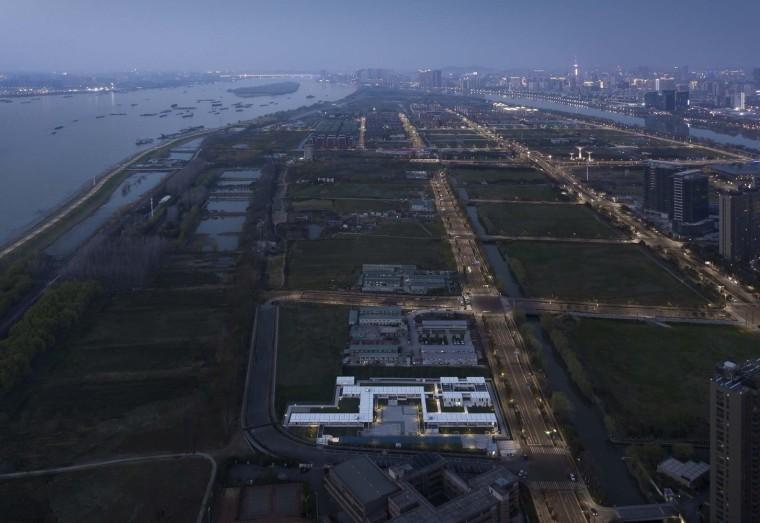 南京集装箱校园-1.南侧鸟瞰
