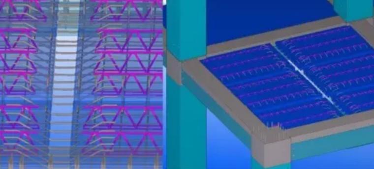 10 BIM模拟板钢筋和接缝