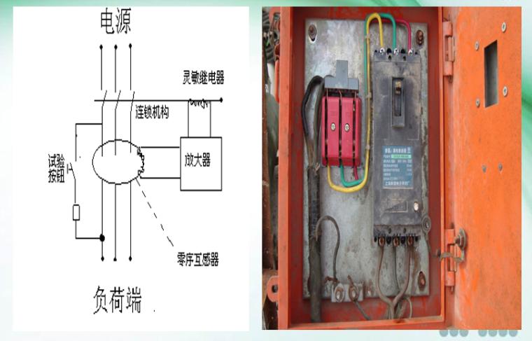 07 漏电保护器工作原理