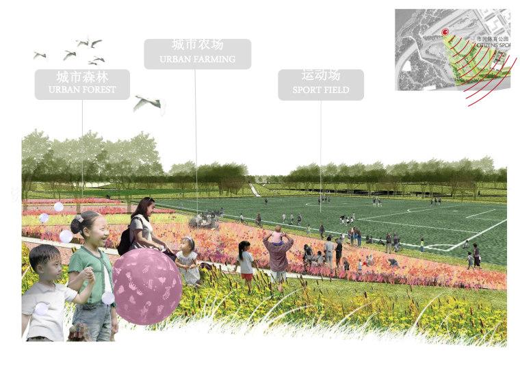 [上海]滨江休闲生态都市体验公园景观设计-SWA浦南之心_页面_55