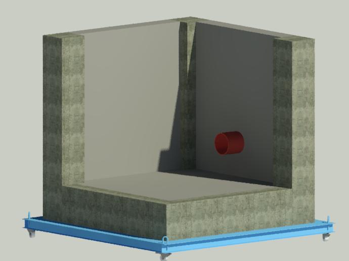 钢筋优质样板资料下载-墙柱梁板钢筋Revit施工工艺质量样板族