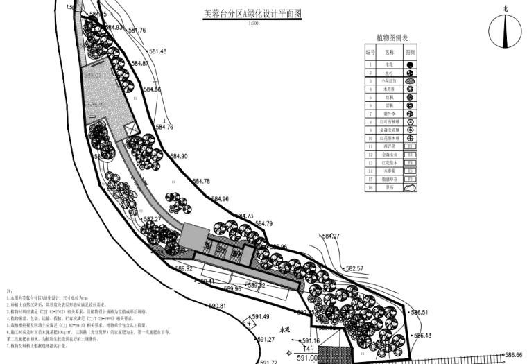 欧式风情街景观资料下载-[贵州]某县乡村公路景观提升工程施工图