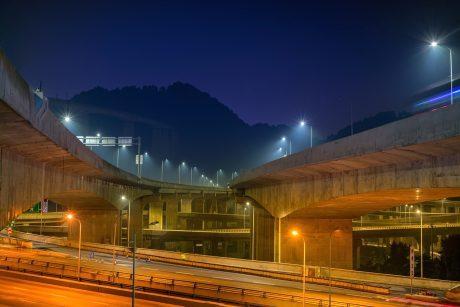 20套高速公路项目施工方案及交底汇总-立交桥
