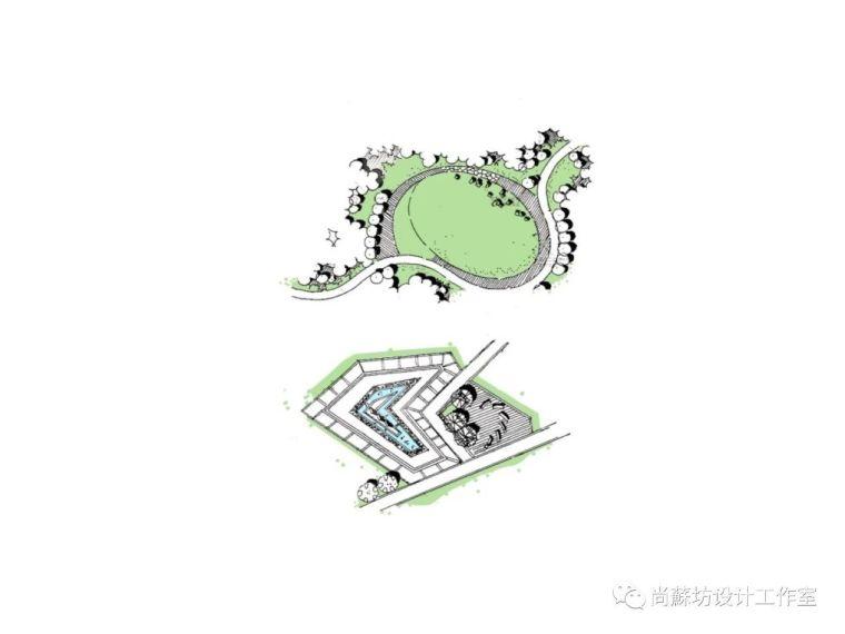 风景园林快题曲线构图技巧(小尺度)_29