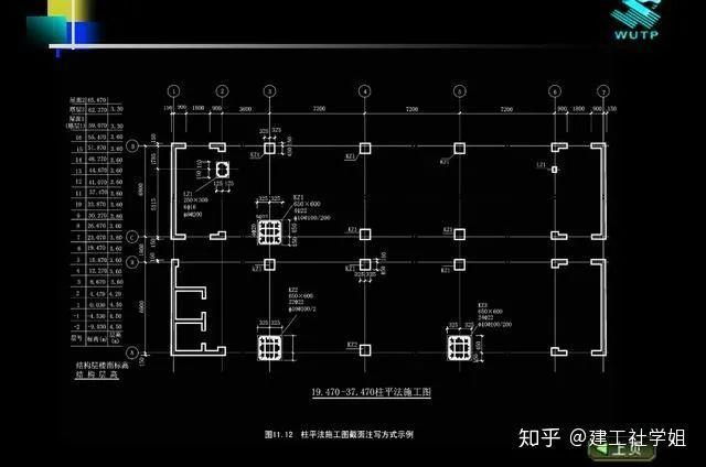 建筑结构施工图纸该怎么看?宝贵经验分享!_14