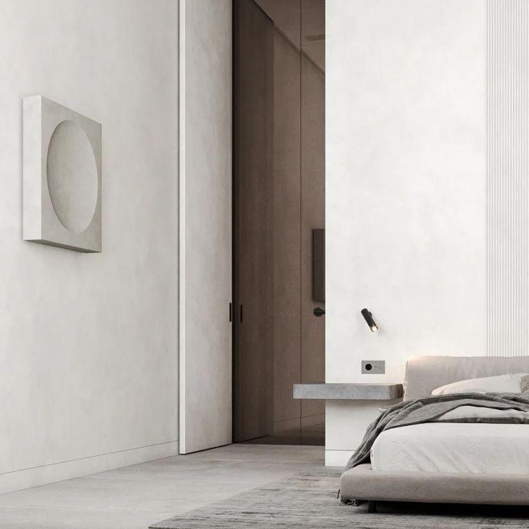 黑白+线面,极简主义的克制与平衡_11