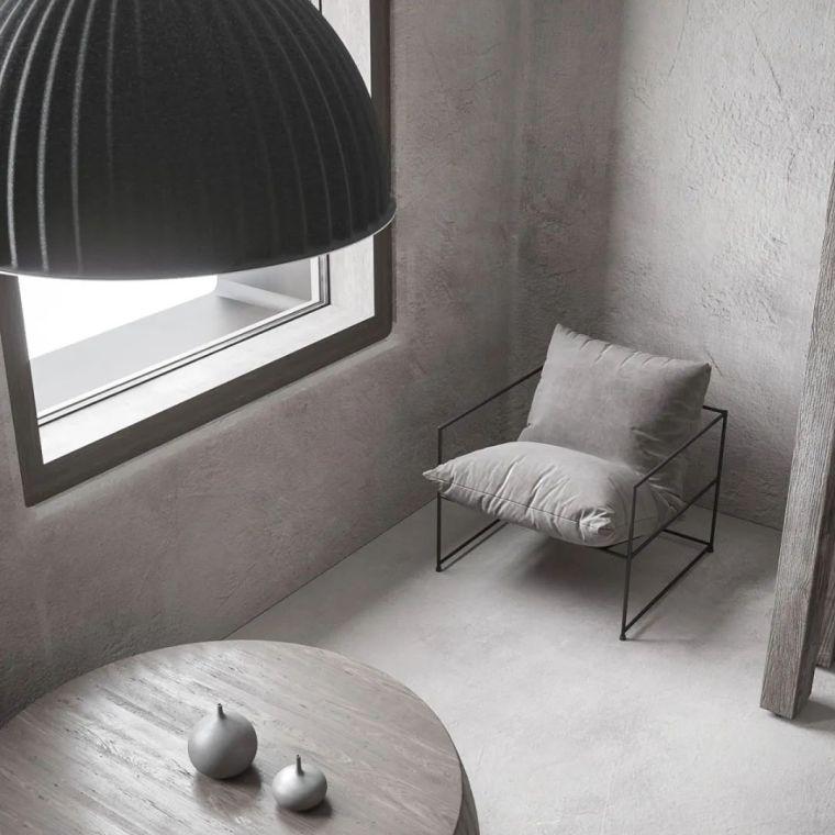 黑白+线面,极简主义的克制与平衡_19