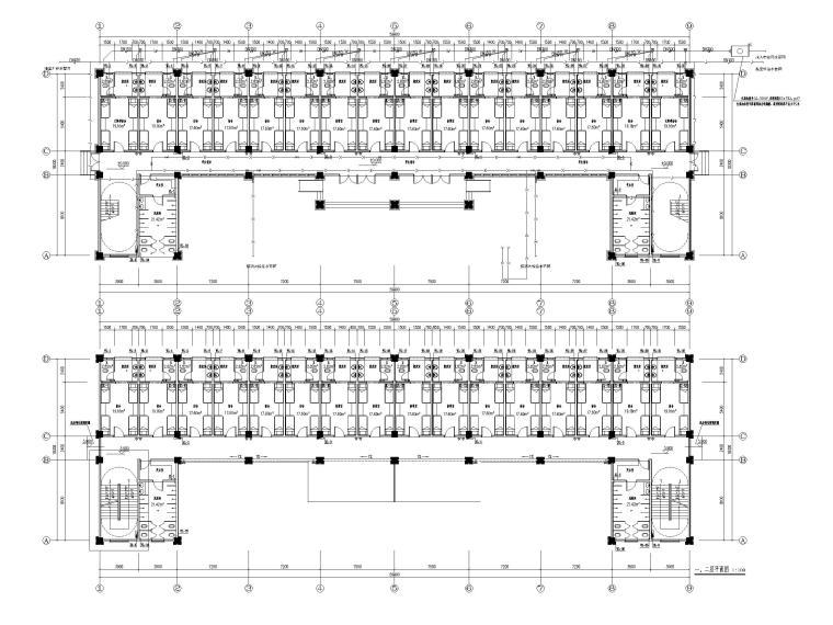 欧式二层滨水咖啡厅图资料下载-小学改扩建给排水施工图含招标文件
