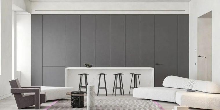 黑白+线面,极简主义的克制与平衡_5