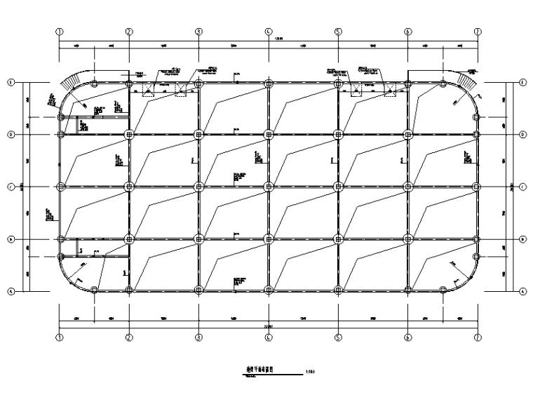 冷库二氧化碳制冷资料下载-[遵义]框架结构冷库及厨房结构施工图2017