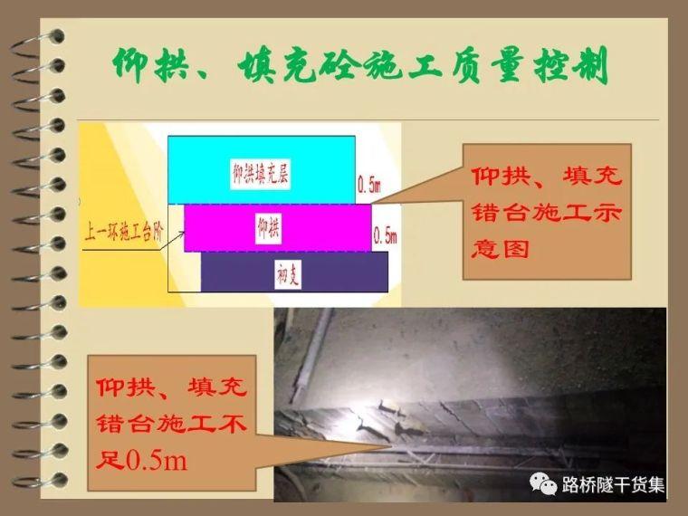 收藏!隧道工程标准化施工质量过程控制_32