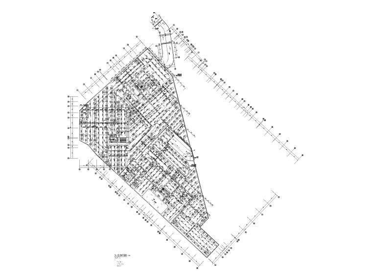 欧式二层滨水咖啡厅图资料下载-棚户区改造项目给排水施工图含招标文件