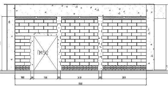 砌体工程如何排砖?典范示例,学习一下!_6