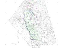 [四川]某矿山复绿改造景观施工图