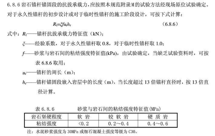 高效经济的抗浮设计技术——抗拔锚杆_2