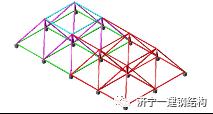 大跨网架结构分类及计算怎么看?_4
