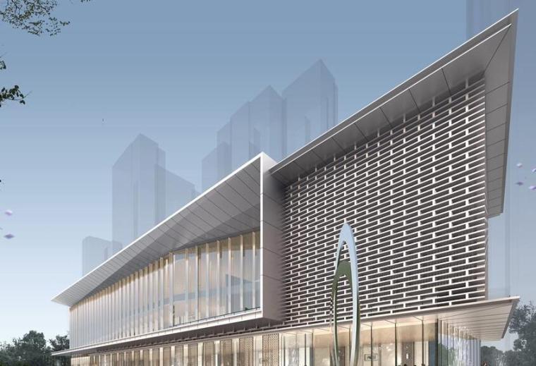 云南知名企业巫家坝壹号示范区建筑模型设计 (1)