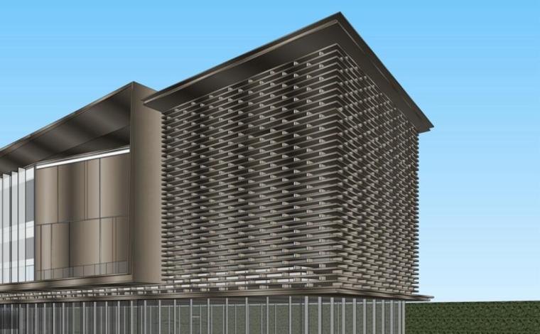 云南知名企业巫家坝壹号示范区建筑模型设计 (5)