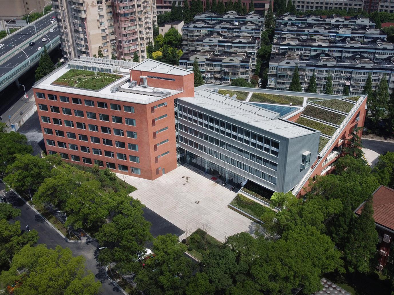 上海理工大学国际合作教育大楼