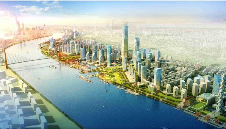 [上海]滨江创新城区景观设计方案-3效果图04