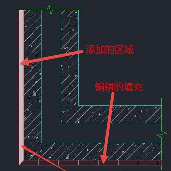 CAD制图初学入门不得不了解的CAD填充问题-1