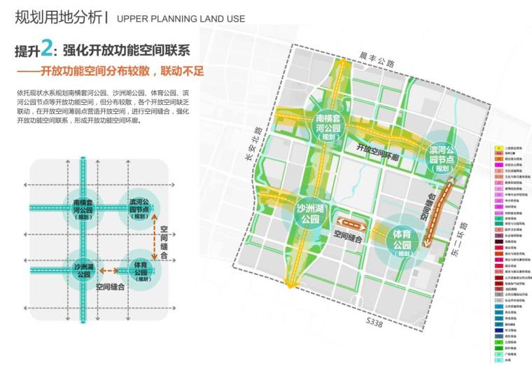 [江苏]高新技术开发区办公建筑概念方案-强化开放功能空间联系