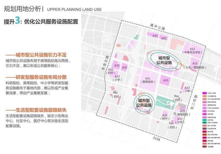 [江苏]高新技术开发区办公建筑概念方案-优化公共服务设施配置