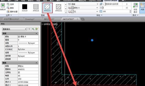 CAD制图初学入门不得不了解的CAD填充问题-2