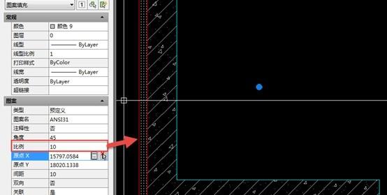 CAD制图初学入门不得不了解的CAD填充问题-4