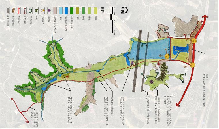 [辽宁]沈阳综合社区景观设计方案-3现状分析